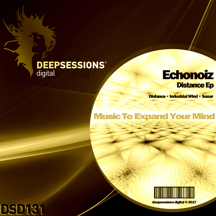 ECHONOIZ - Distance EP