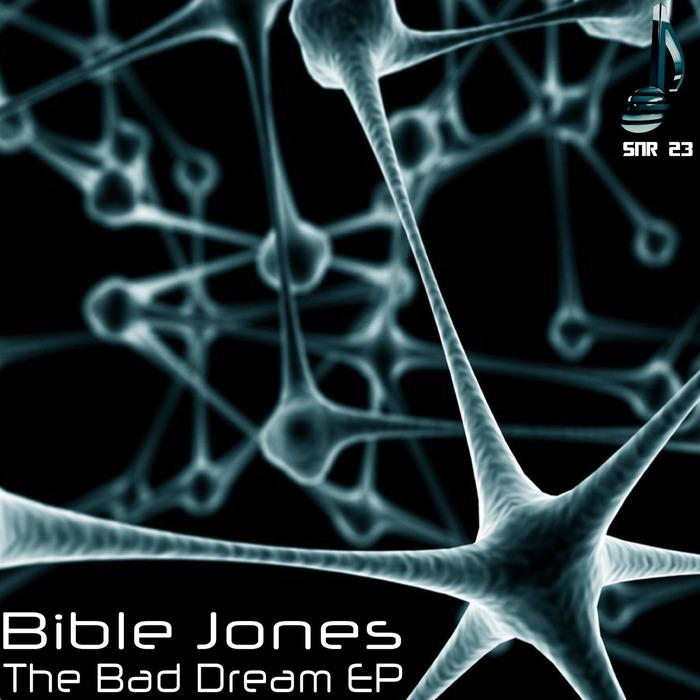 BIBLE JONES - The Bad Dream EP