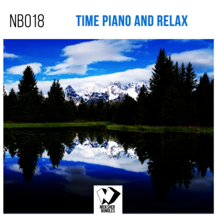 VARIOUS - Time Piano & Relax