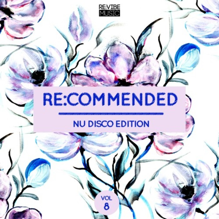 VARIOUS - Re:Commended - Nu Disco Edition Vol 8
