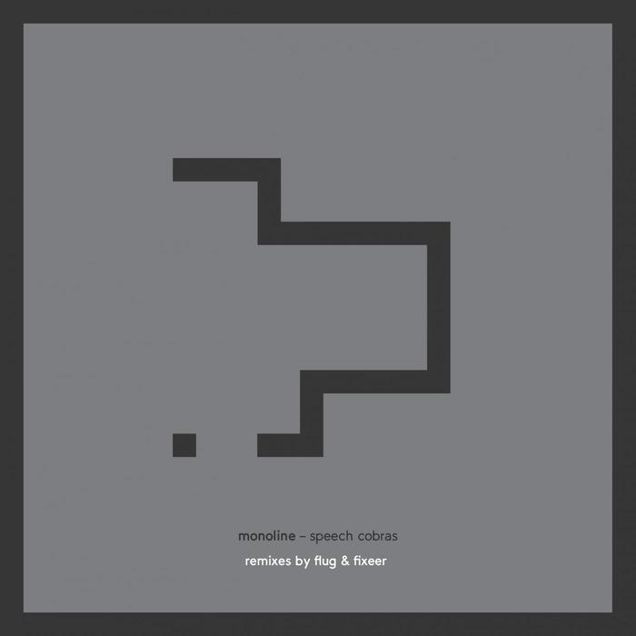 MONOLINE - Speech Cobras EP