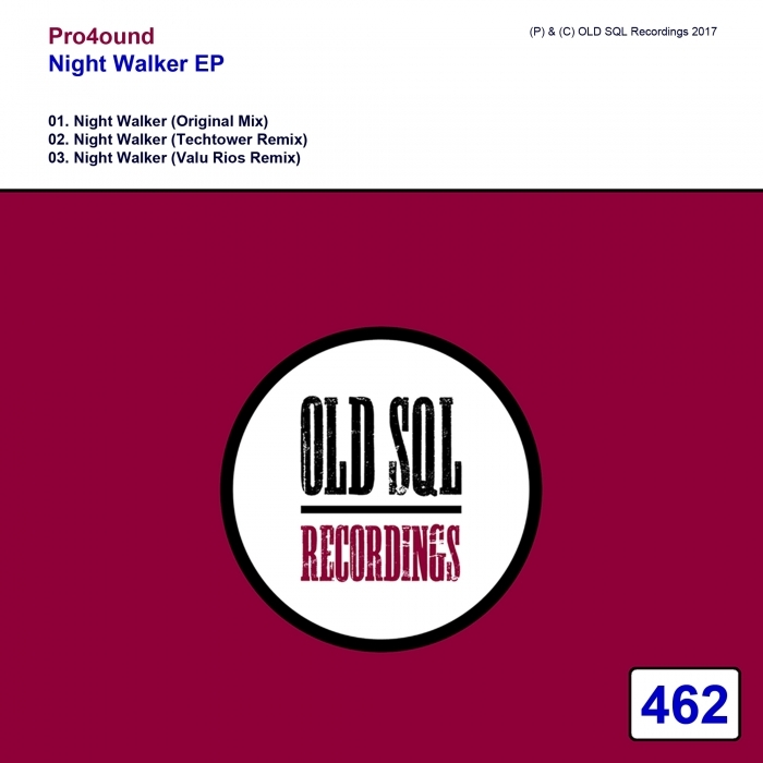 PRO4OUND - Night Walker EP