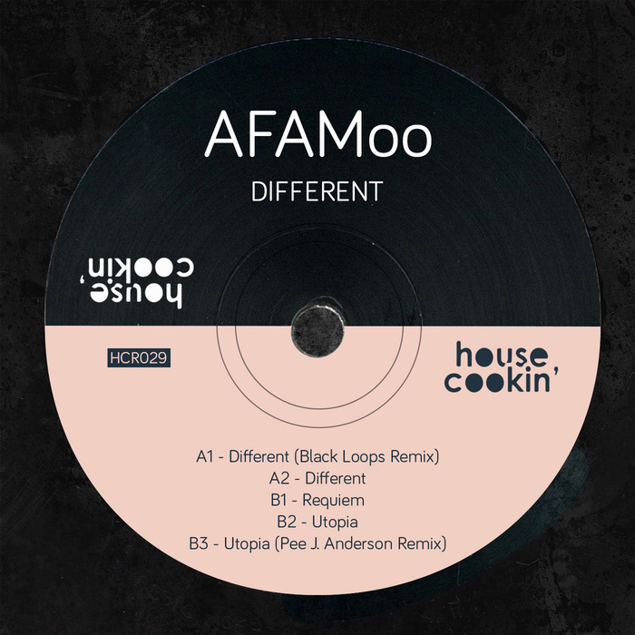 AFAMOO - Different