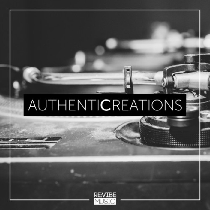 VARIOUS - Authentic Creations Issue 1