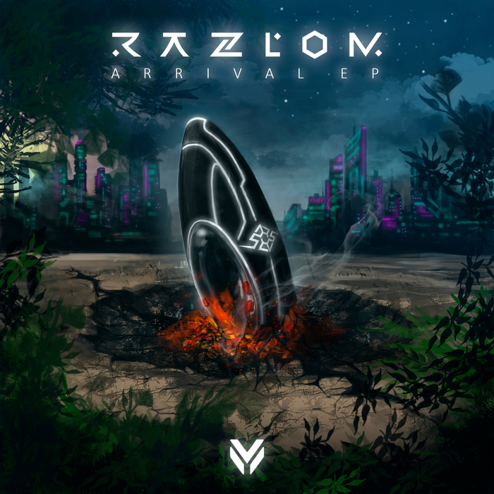 RAZLOM - Arrival EP