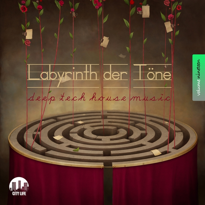 VARIOUS - Labyrinth Der Tone Vol 19 - Deep & Tech-House Music