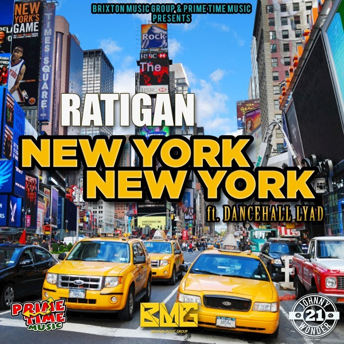RATIGAN feat DANCEHALL LYAD - New York New York