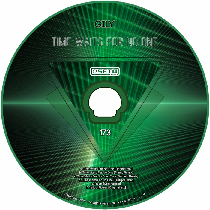 GILY - Time Waits For No One