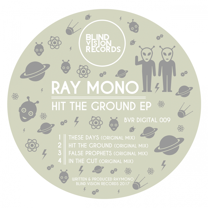 RAY MONO - Hit The Ground EP