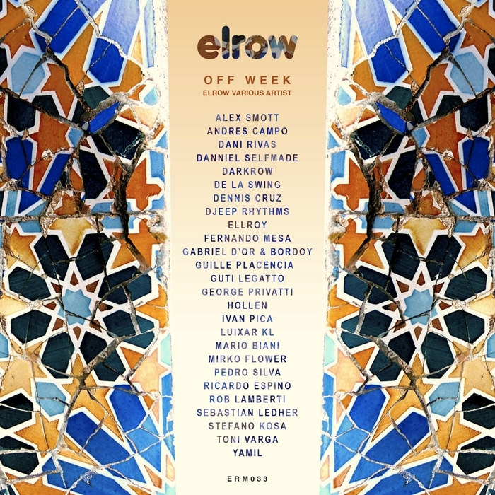 VARIOUS - Off Week 2015 Elrow Various Artist