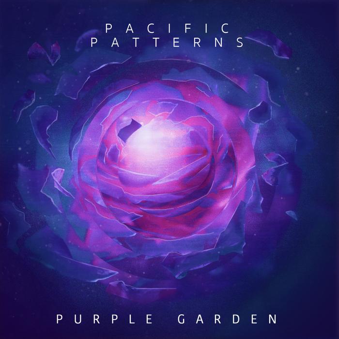 PACIFIC PATTERNS - Purple Garden