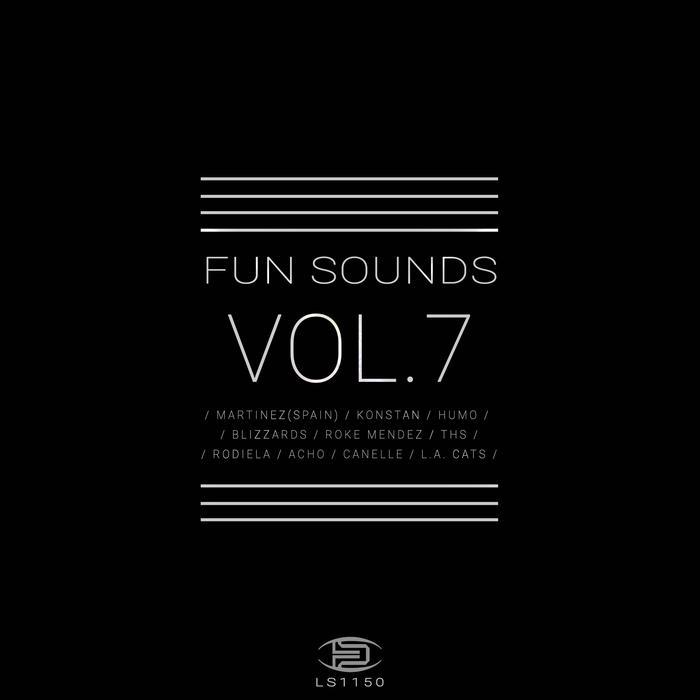 VARIOUS - Fun Sounds Vol 7