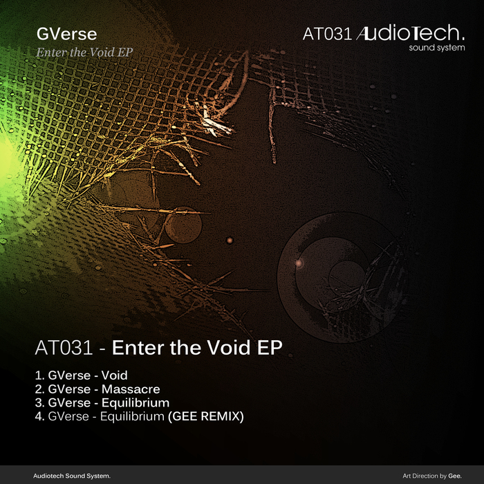 GVERSE - Enter The Void EP
