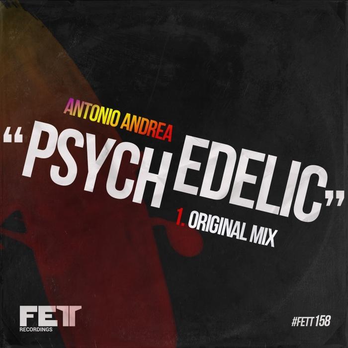 ANTONIO ANDREA - Psychedelic
