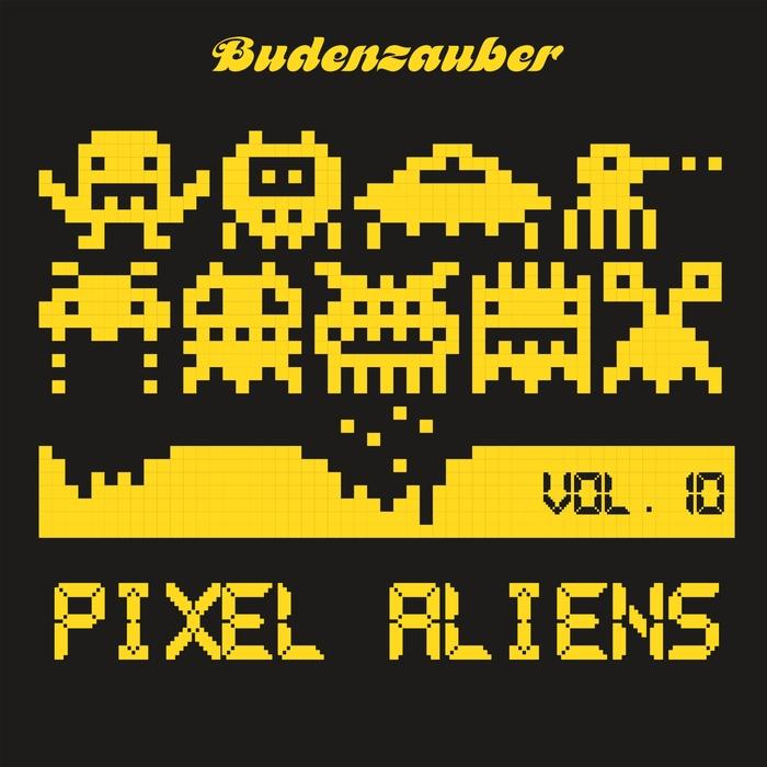 VARIOUS - Pixel Aliens Vol 10
