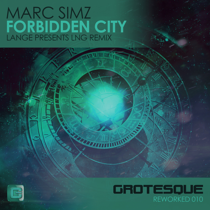 MARC SIMZ - Forbidden City