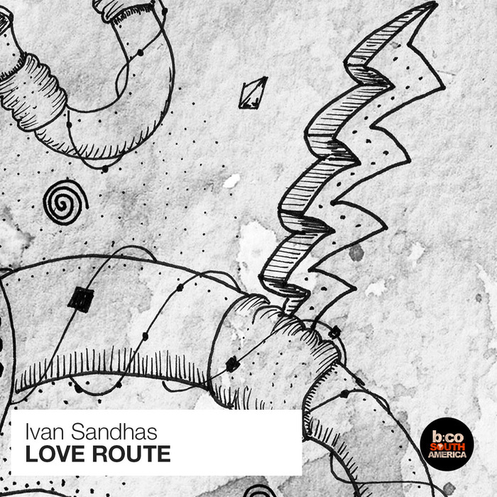 IVAN SANDHAS - Love Route