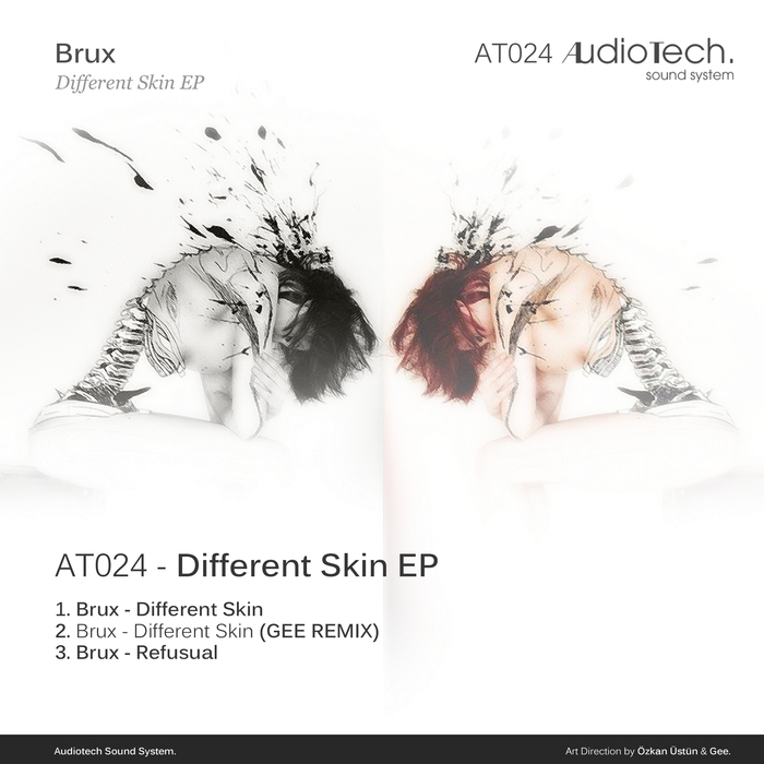 BRUX - Different Skin EP