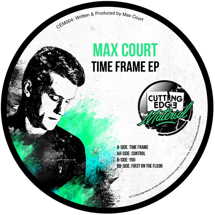 MAX COURT - Time Frame EP