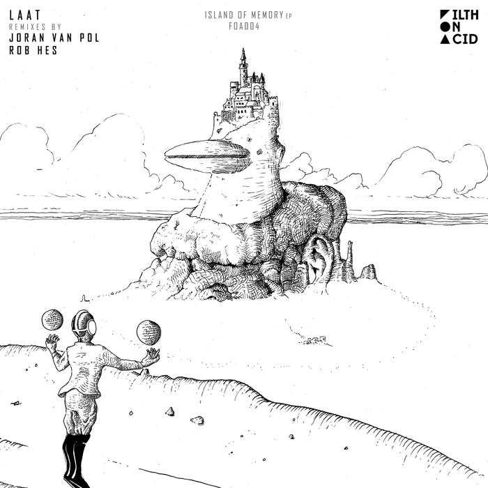 LAAT - Island Of Memory
