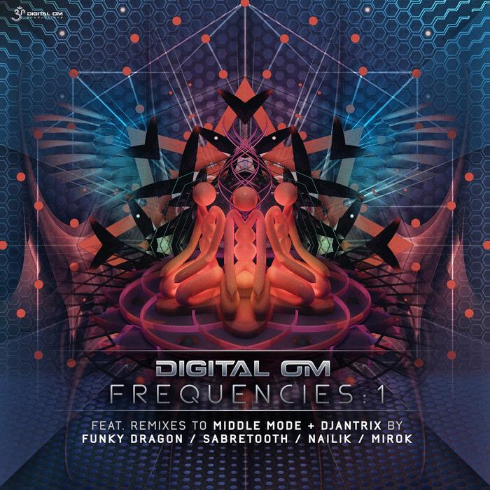 MIDDLE MODE & DJANTRIX - Digital Om Frequencies