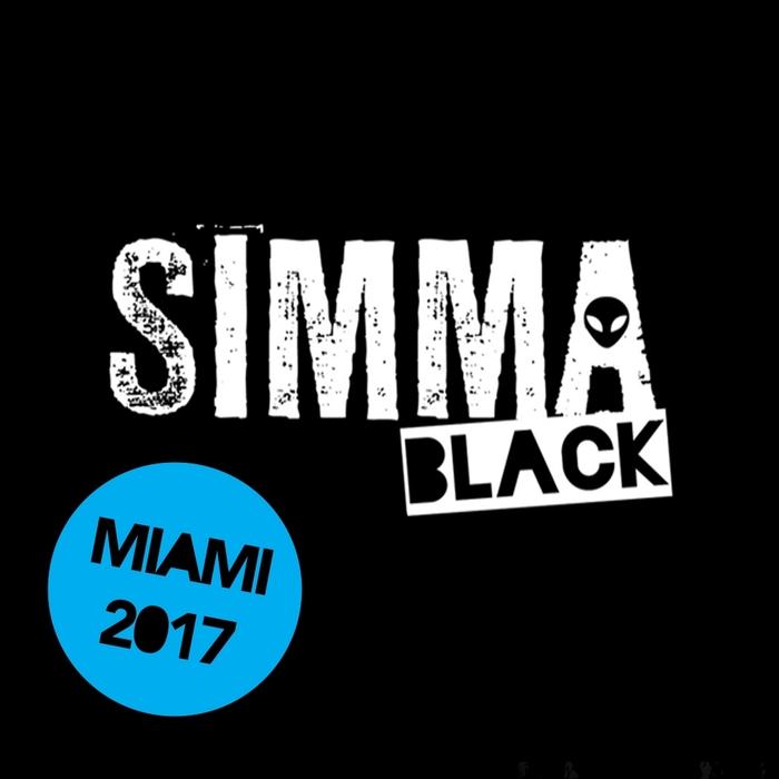 VARIOUS - Simma Black Presents Miami 2017