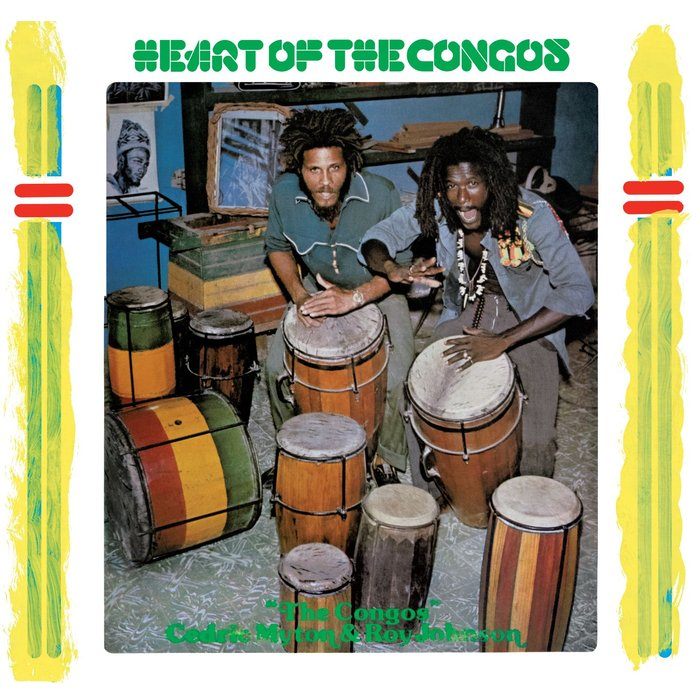 THE CONGOS - Heart Of The Congos (40th Anniversary Edition )