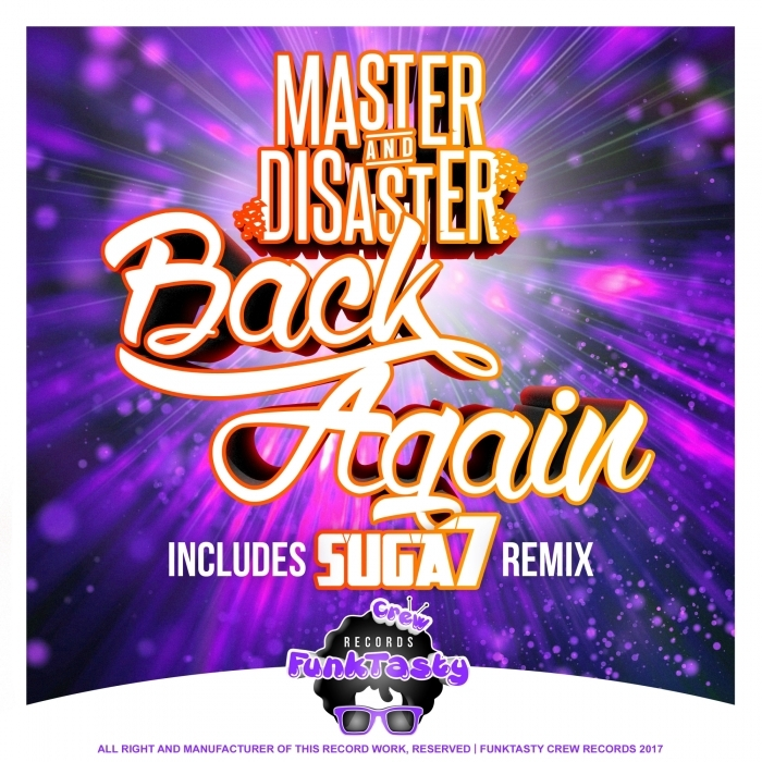 MASTER & DISASTER - Back Again
