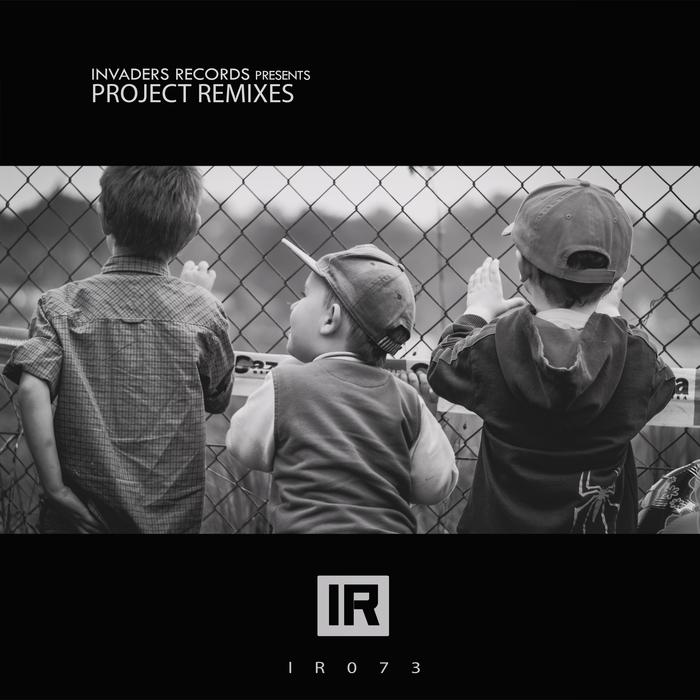 SECRET UNITY/PULSERZ/REKSON - Invaders Records Presents: Project Remixes