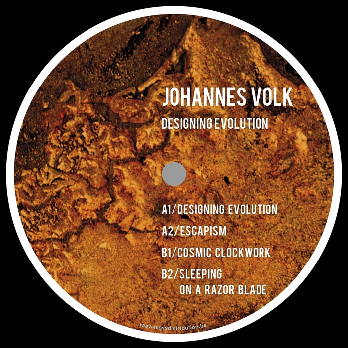 JOHANNES VOLK - Designing Evolution