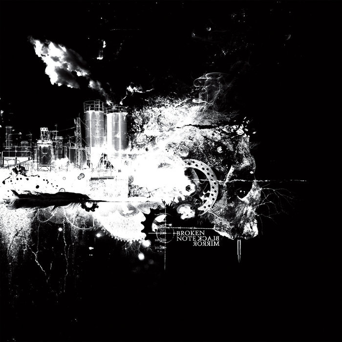 BROKEN NOTE - Black Mirror EP