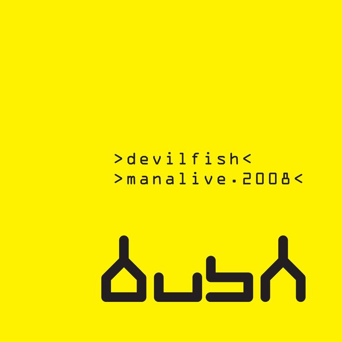DEVILFISH/ROEL SALEMINK - Manalive