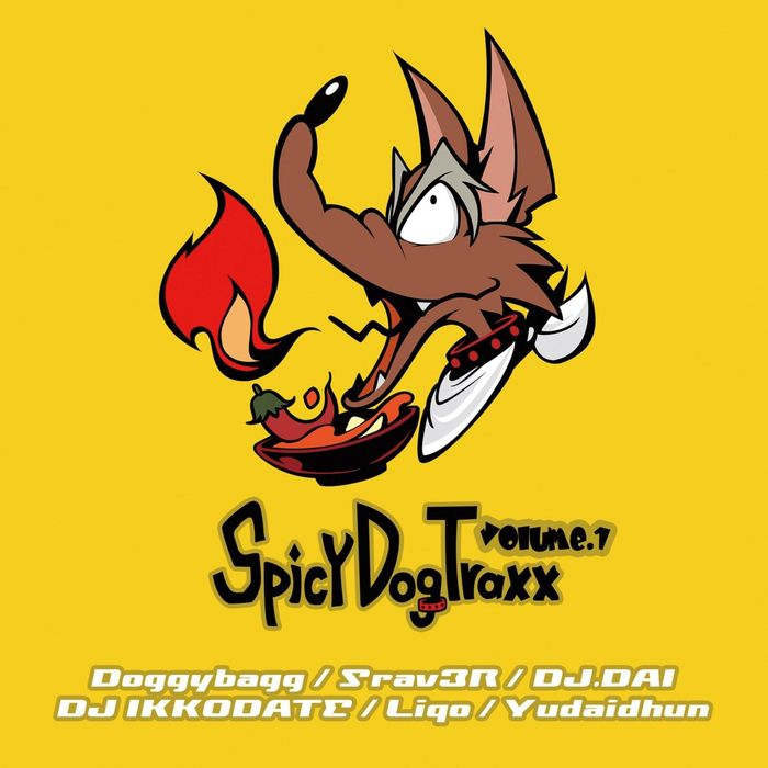 VARIOUS - Spicy Dog Traxx Vol 1