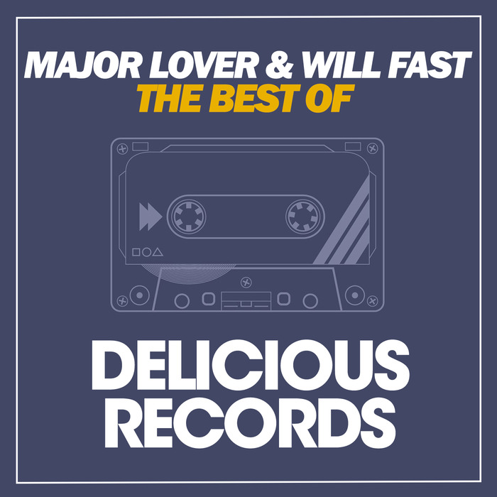 MAJOR LOVER & WILL FAST - The Best Of