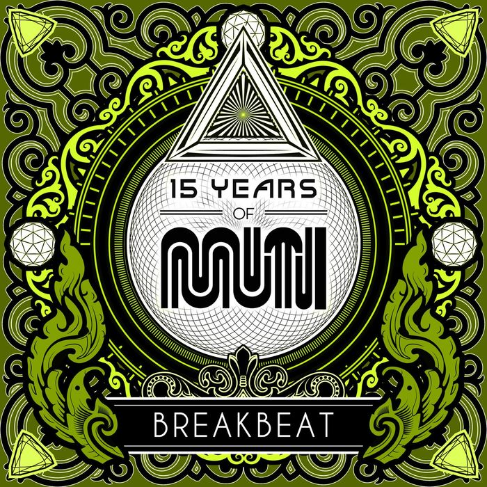 VARIOUS - 15 Years Of Muti (Breakbeat)