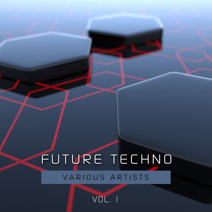 VARIOUS - Future Techno Vol 1
