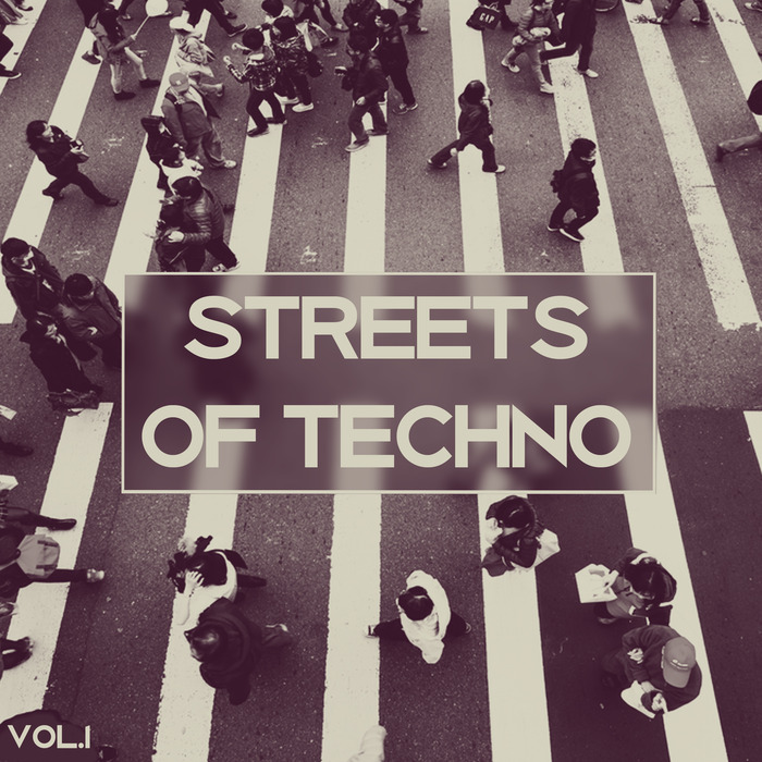 VARIOUS - Streets Of Techno Vol 1