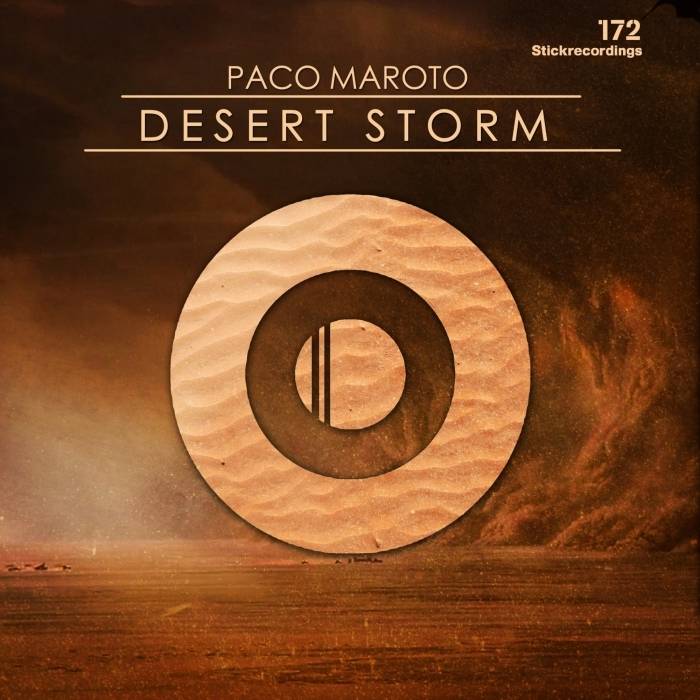 PACO MAROTO - Desert Storm