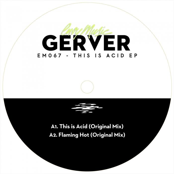 GERVER - This Is Acid EP