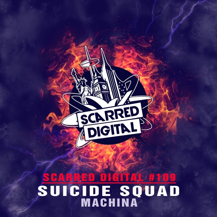 MACHINA - Suicide Squad