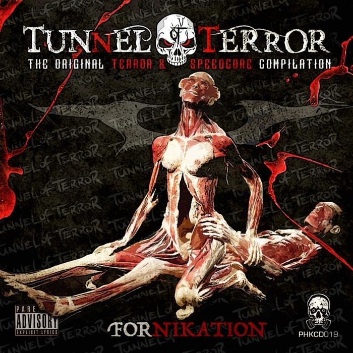 VARIOUS - Tunnel Of Terror: The Original Terror & Speedcore Compilation: Fornikation