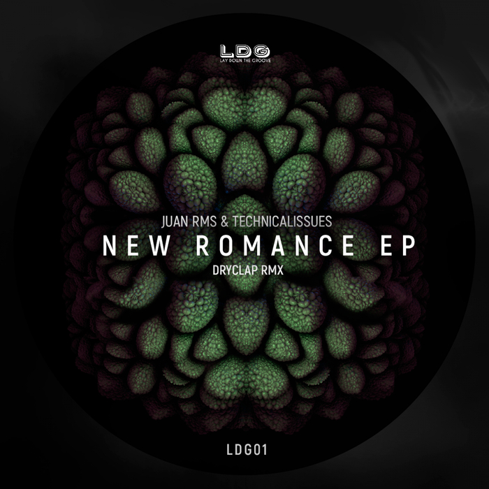 JUAN RMS/TECHNICALISSUES/DRYCLAP - New Romance EP