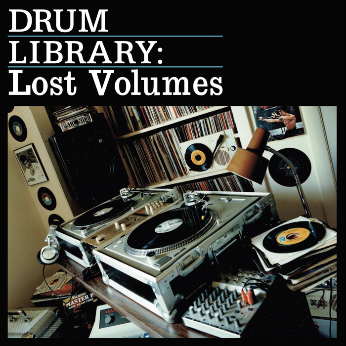 PAUL NICE - Drum Library: The Lost Volumes