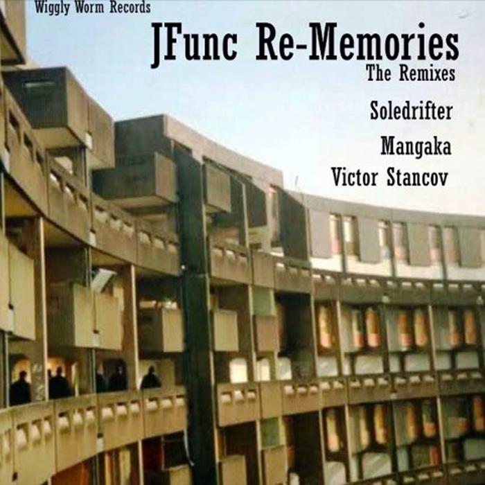 JFUNC - Re-Memories (The Remixes)
