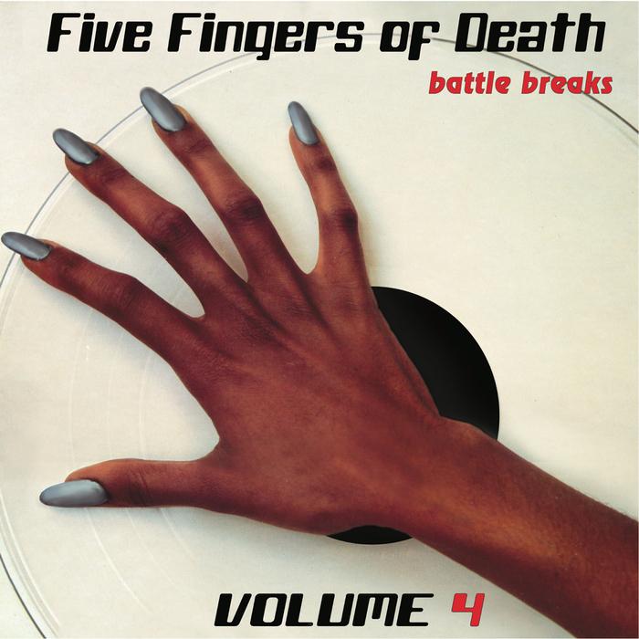 PAUL NICE - Five Fingers Of Death Battle Breaks Vol 4