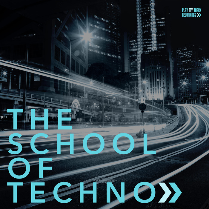 VARIOUS - The School Of Techno