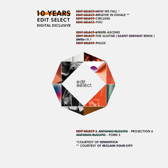 VARIOUS - 10 Years Edit Select