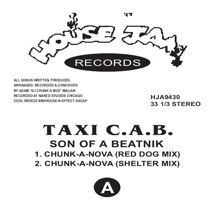 TAXI CAB - Son Of A Beatnik