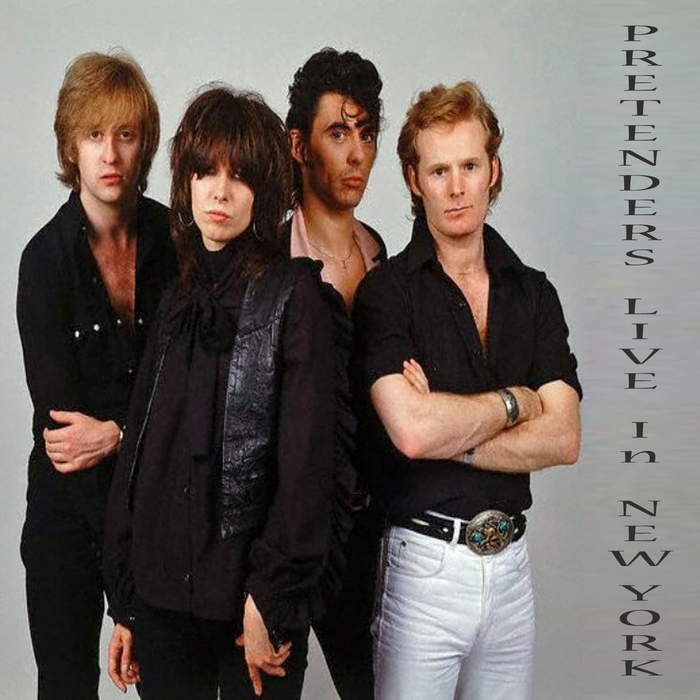 THE PRETENDERS - Live In New York (Live)