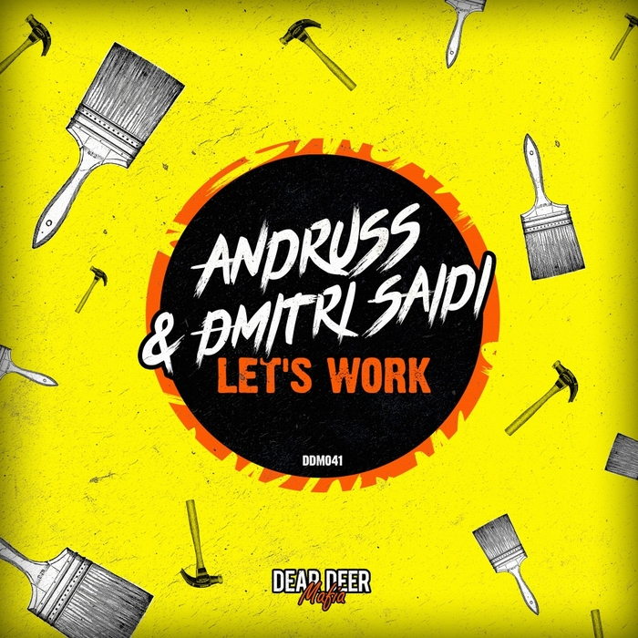 ANDRUSS - Let's Work